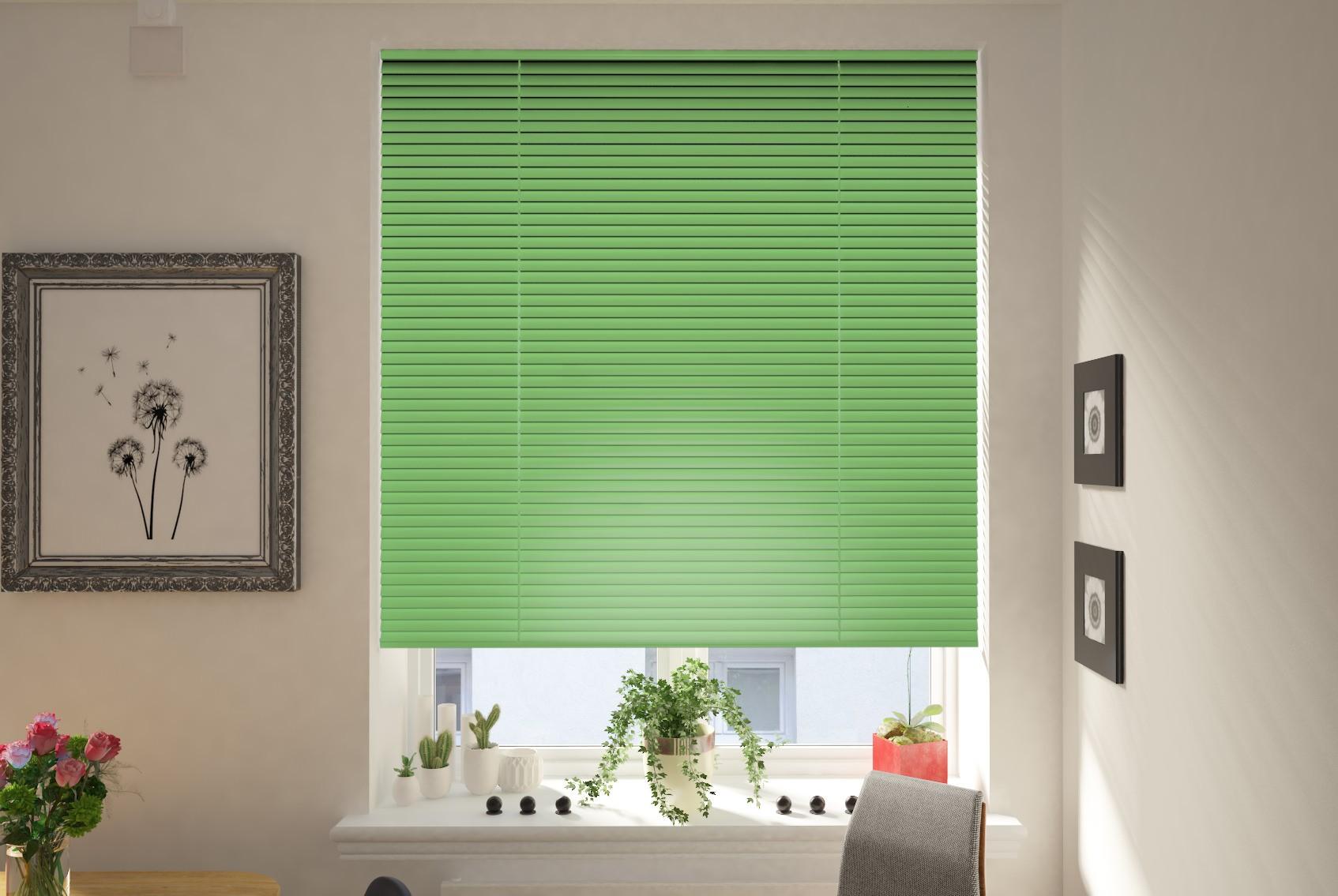 Five Green Blinds We Love Dotcomblinds