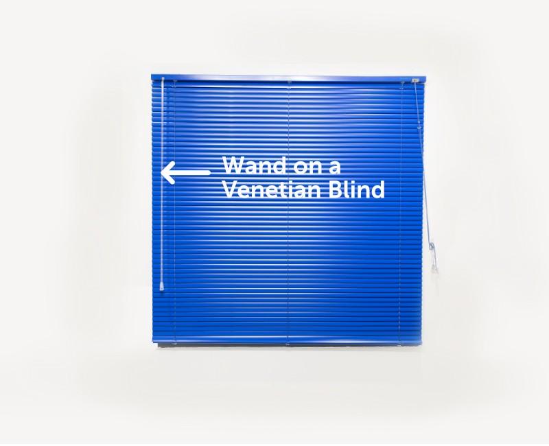 Venetian Blind Wand