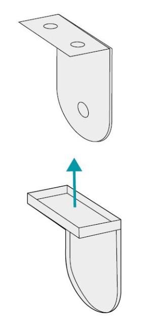 install brackets roller blinds